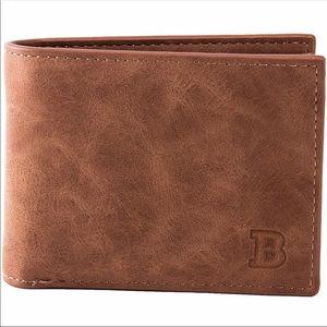 Other - Man's Wallets, New Design 2018, Coin Zipper